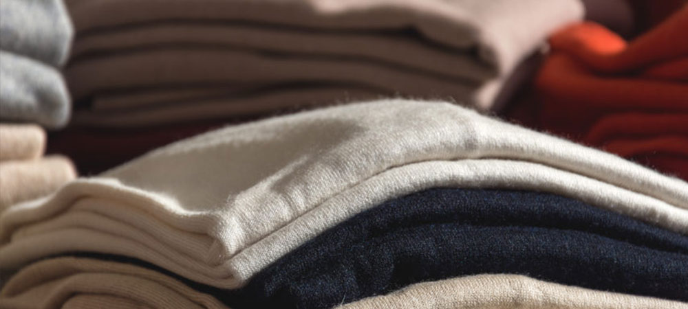 How to care for cashmere clothing and fabric